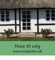 Huse til salg